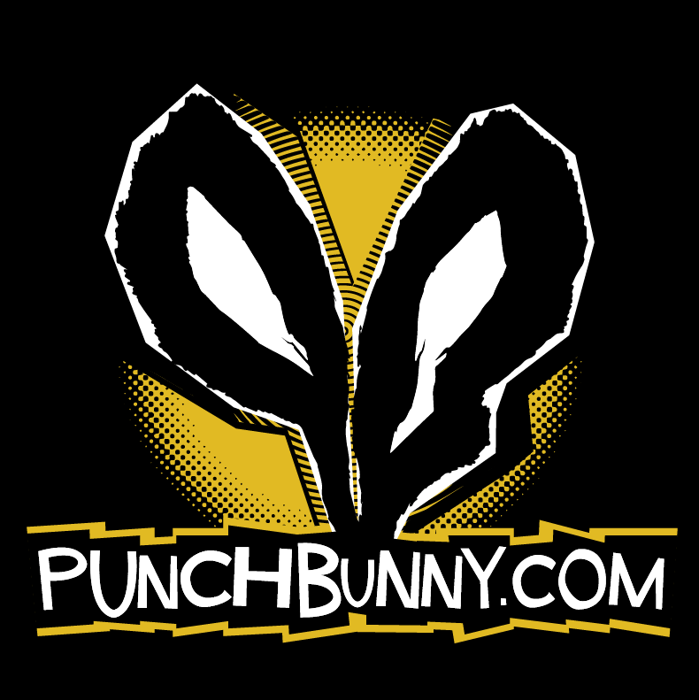 Logo for punchbunny
